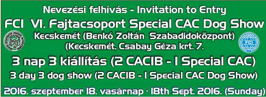 Speciál CAC 2016.